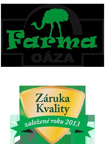 Pštrosia farma Logo